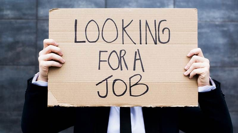 Jobless in India! 50 lakh men lost jobs between 2016 and 18, reveals report