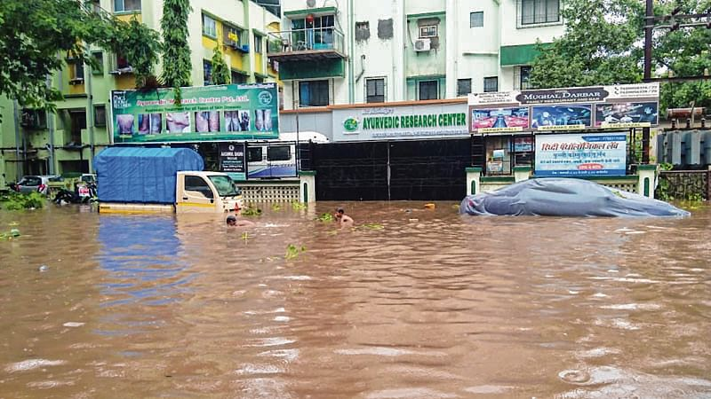 After four days of Mumbai Rains, people live in Vasai, Virar and Nalasopara still facing trouble