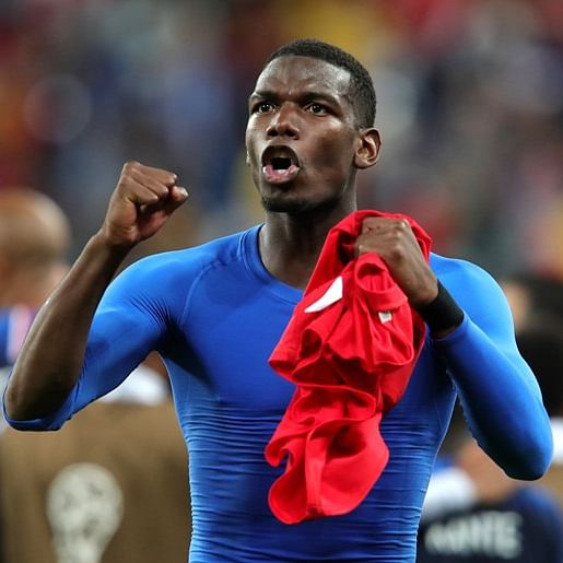 'Got to stay motivated': Paul Pogba's advice on facing COVID-19 crisis