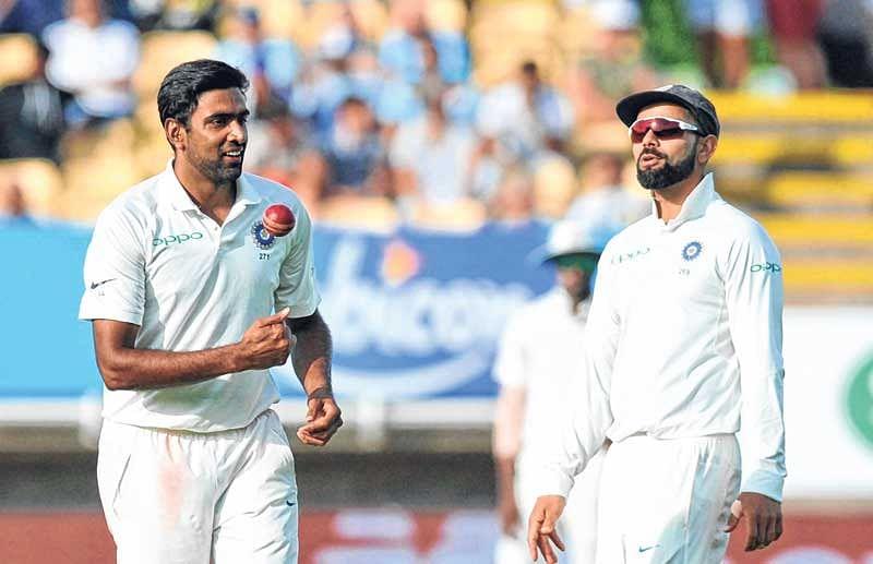 Ravichandran Ashwin backs permanent Test centres