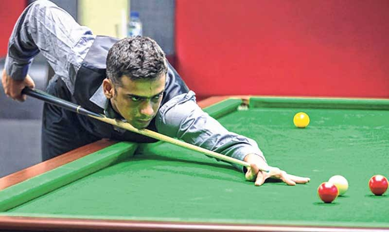 Snooker: Otters 'Rockets' to clash against Radio 'Tigers' in final