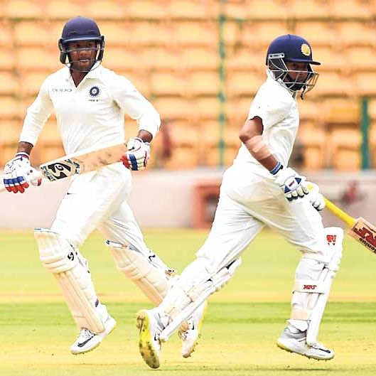 India vs Australia series: Prithvi Shaw and Mayank Agrawal need to find their feet soon