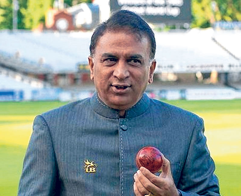 Sunil Gavaskar ridicules MCC's proposal for use of standard ball in Tests