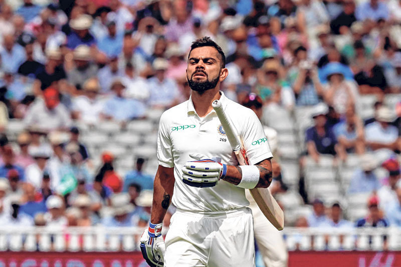 Trevor Bayliss: Pressure on other batsmen will put Kohli under pressure