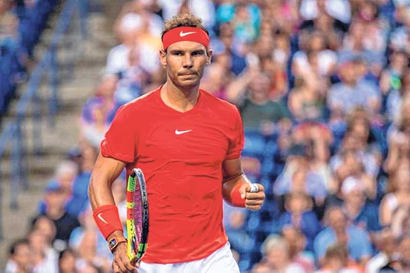Rogers Cup 2018: Rafael Nadal blows away Stefanos Tsitsipas in finals to lift trophy