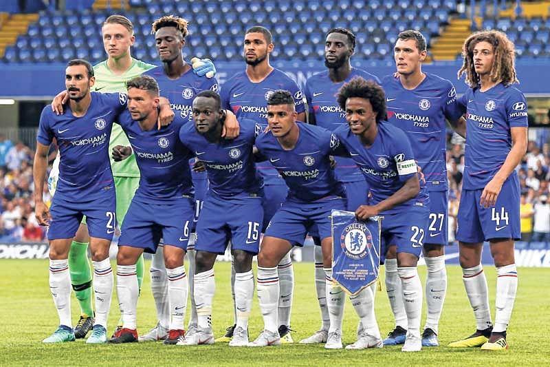 Chelsea ready to kick-start Sarri era