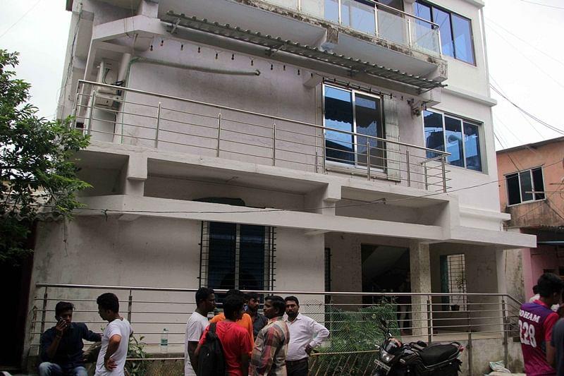 Mumbai: Maharashtra ATS suspects right-wing activist Vaibhav Raut used his car to ferry explosives