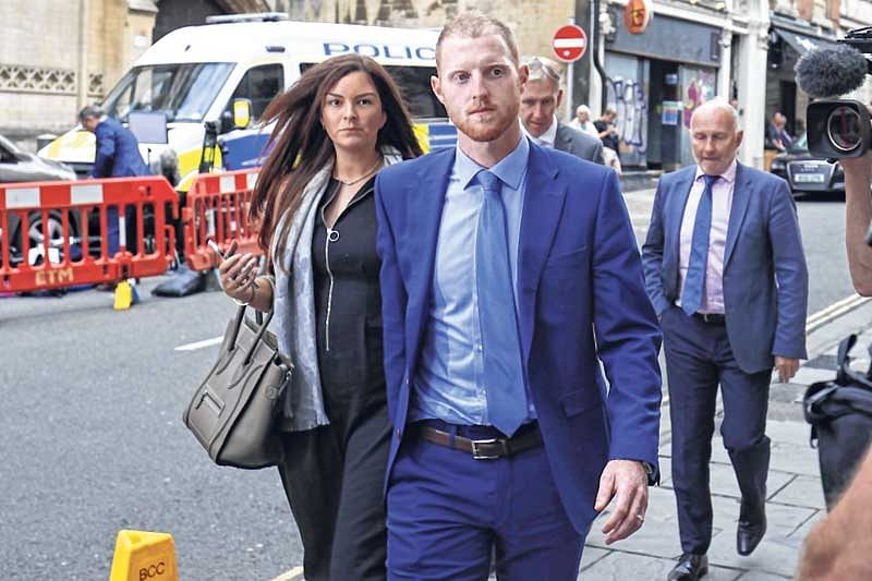 Ben Stokes acquitted  of affray; added to England squad