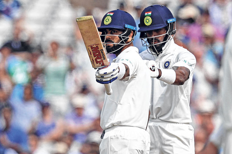 Sangakkara: Unfair to say India are dependent on skipper Kohli