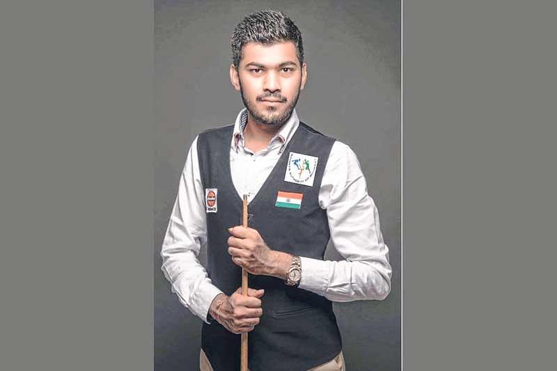 Dhvaj Haria dazzles with solid 288 break in CCI Billiards Classic 2018