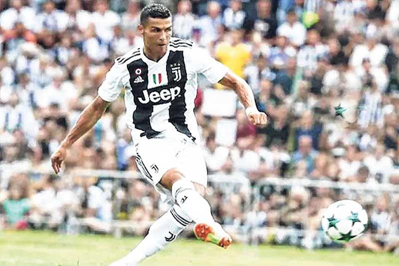 Christiano Ronaldo gets nod for Juve debut vs Chievo