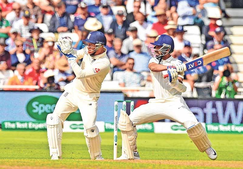 I analysed my batting after Lord's Test: Rahane