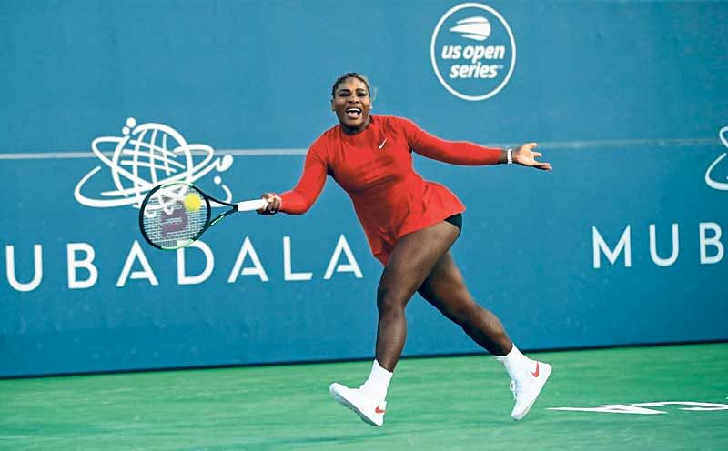 Serena reflects on her shocking loss