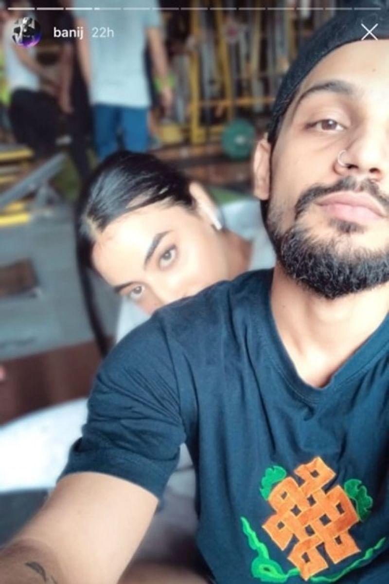 Have Bani J and Yuvraj Thakur patched up? See pics