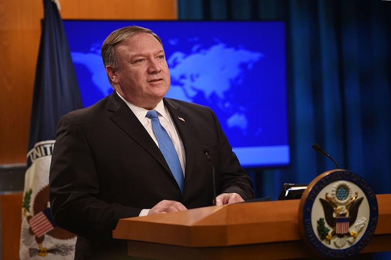 India-US bilateral relationship continues to benefit from Atal Bihari Vajpayee's vision: Pompeo