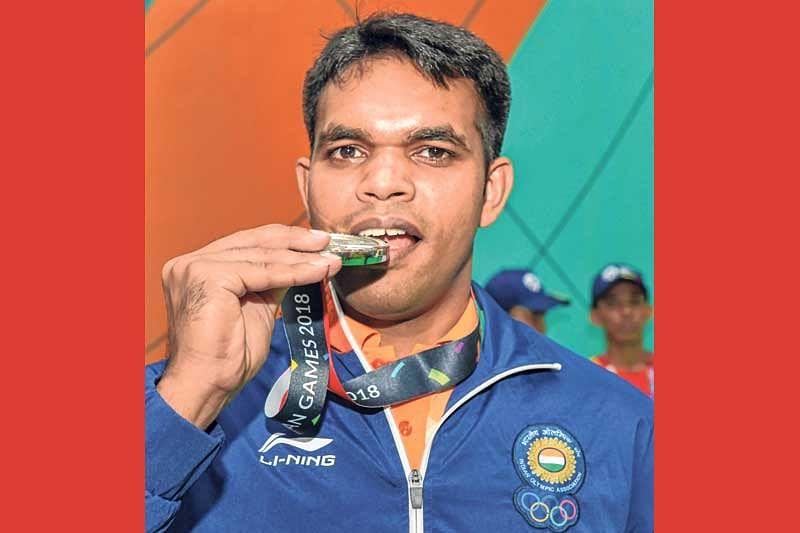 Asian Games : Deepak, Kumar Lakshay Sheoran shoot silver in 10m air rifle