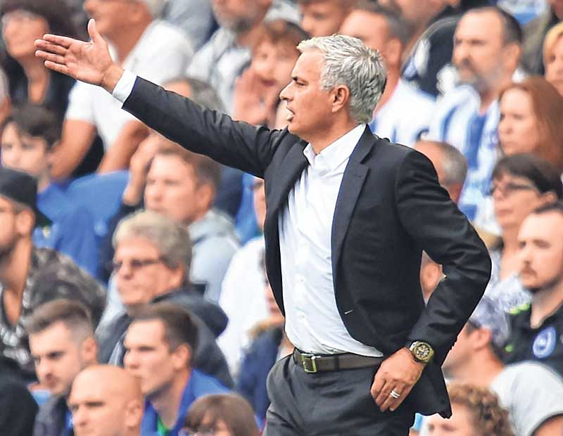 Does early defeat spell the end for Mourinho?