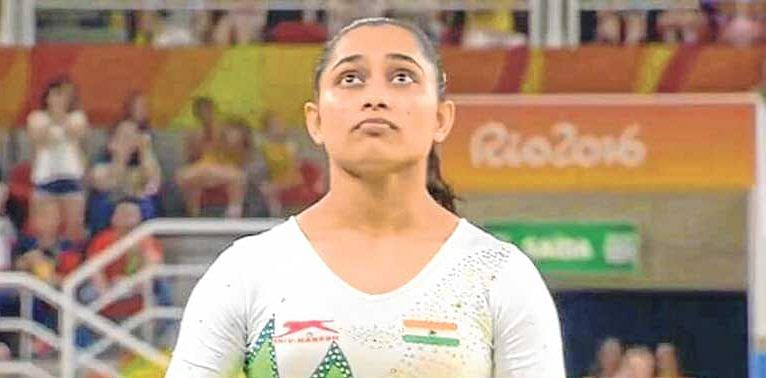 Gymnast Dipa Karmakar fails to qualify for vault final