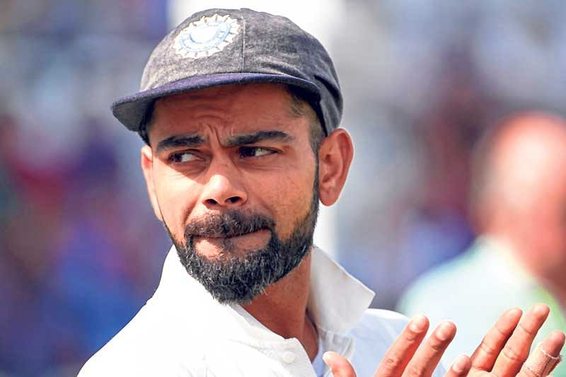 Virat Kohli promises line won't be crossed