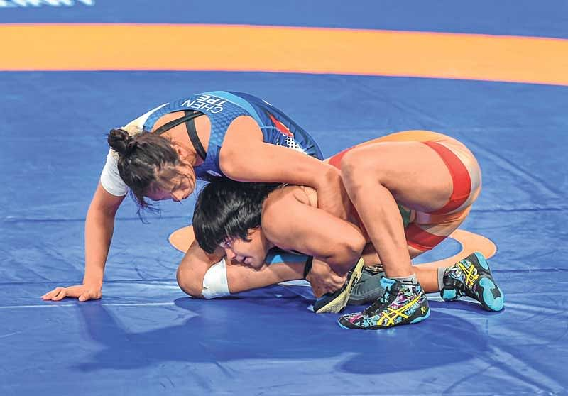 Divya Kakran bags bronze in wrestling