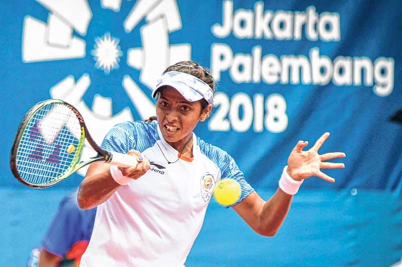 Asian Games : Two more medals assured for India, Ankita Raina settles for bronze