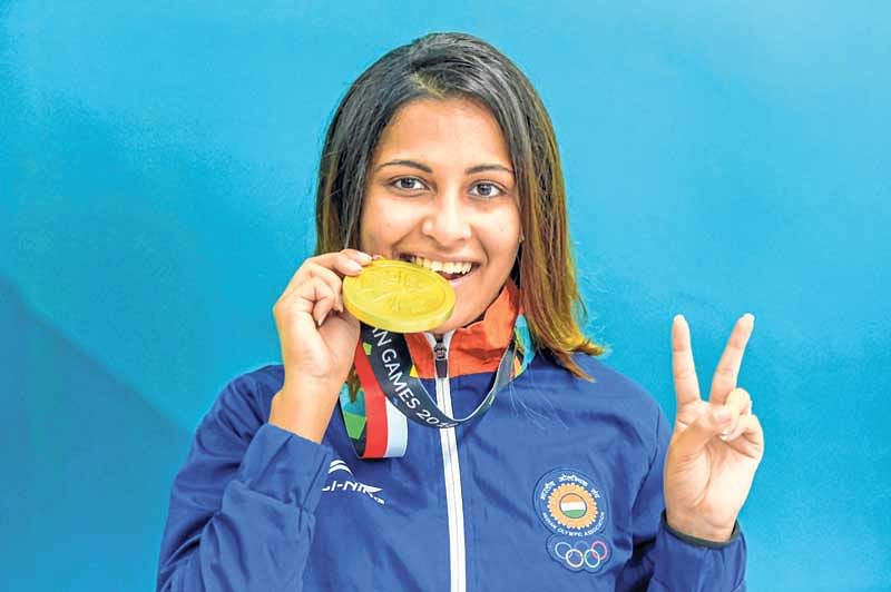 Asian Games : Heena Sidhu shoots bronze