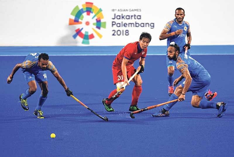 Asian Games : India pummel Japan, Inch closer to semis spot with convincing win