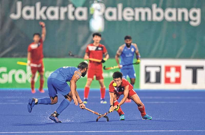Asian Games : India beat Korea 5-3 to enter last-four of Asian Games men's hockey