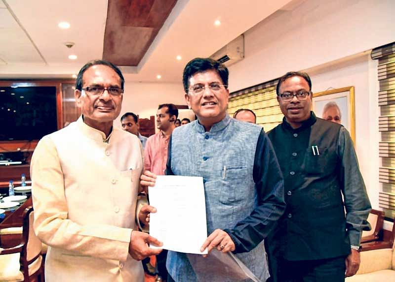 Shivraj Singh Chauhan seeks completion of railway projects in MP