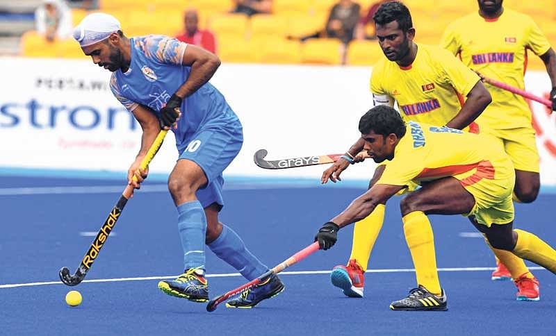 Asian Games : Champs remain unbeaten in pool stage thrashing Sri Lanka 20-0 in Hockey