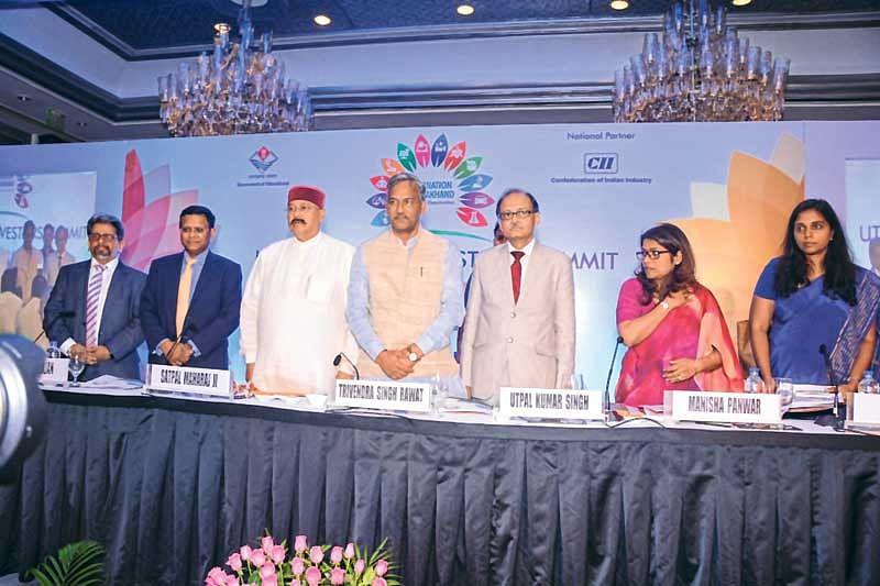 Uttarakhand eyes Rs 20,000 crore investment from investor summit