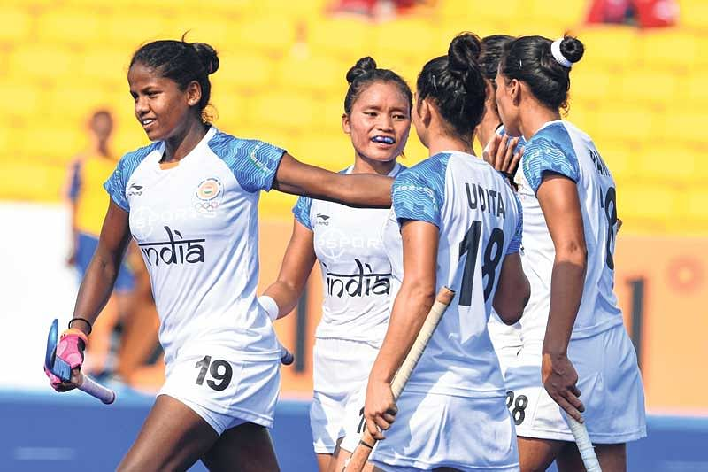 Asian Games : Indian women enter first Asian Games hockey final in 20 years
