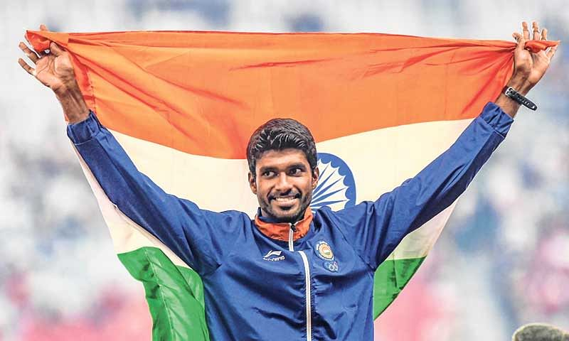 Asian Games : Indian Athletes end campaign on golden note