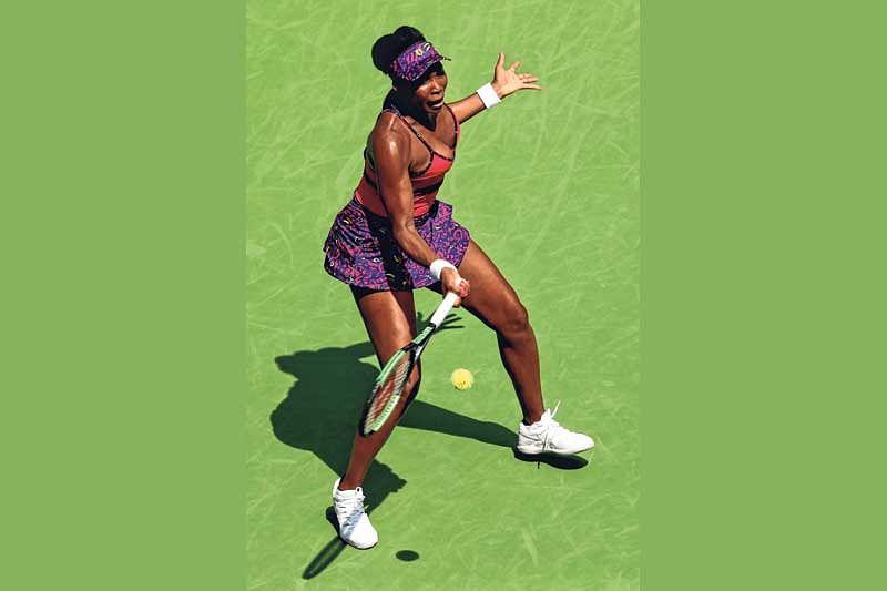 <em><strong>Venus Williams</strong></em>