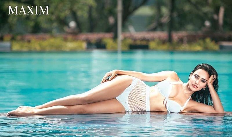 Sizzling Neha Sharma's sultry bikini photoshoot will make you drool!