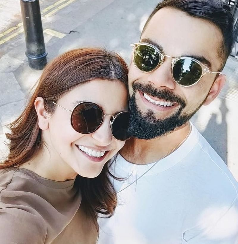 Anushka Sharma-Virat Kohli's special 'friendship day' moment will leave you awestruck; see pic