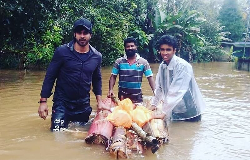 Kerala Floods: Richa Chadha's 'Shakeela' co-actor Rajeev Pillai cancels wedding, joins rescue op in hometown
