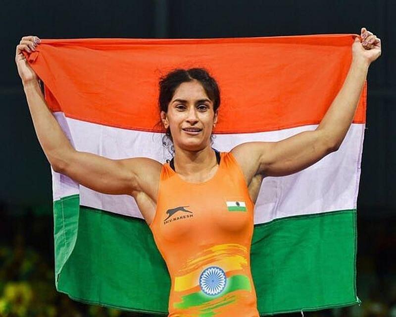 Asian Games 2018: Bollywood celebs all praises for 'Golden Girl' Vinesh Phogat