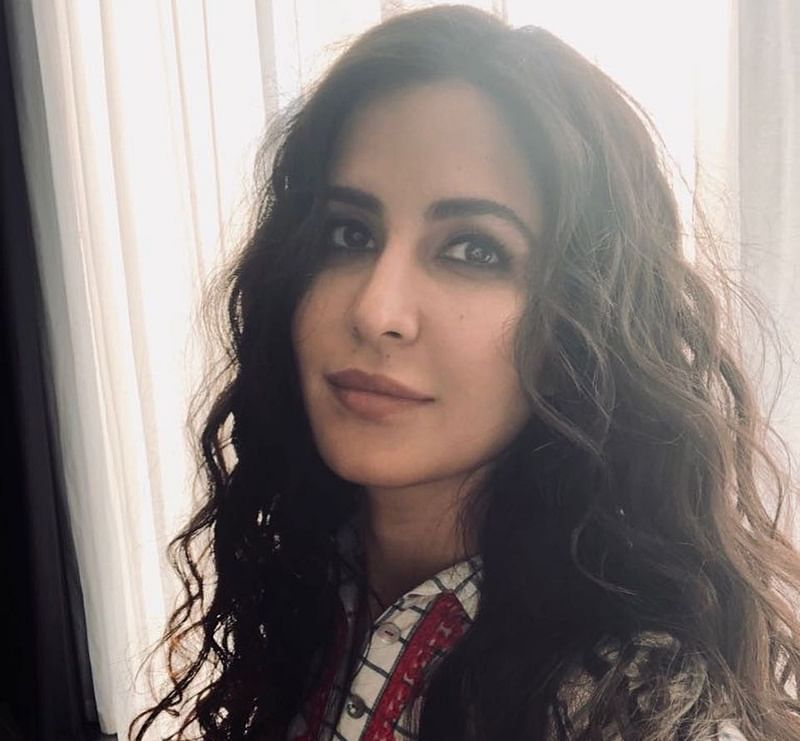 Did Katrina Kaif reveal her look for Salman Khan's 'Bharat'? See pic