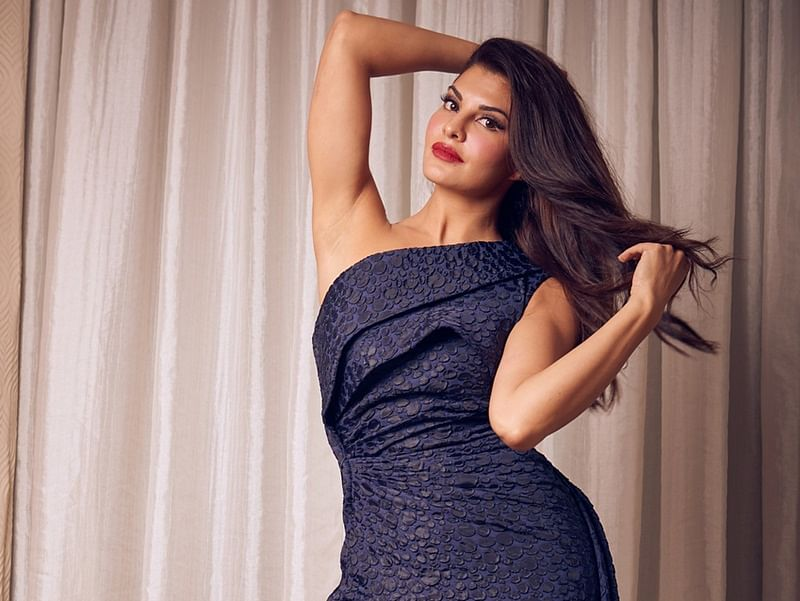 'Even celebrities have body image issues', says Jacqueline Fernandez