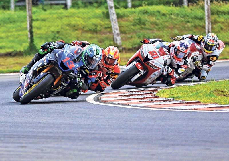 Aussie ace Anthony West triumphs in SuperSport at FIM Asia Road Racing Championship