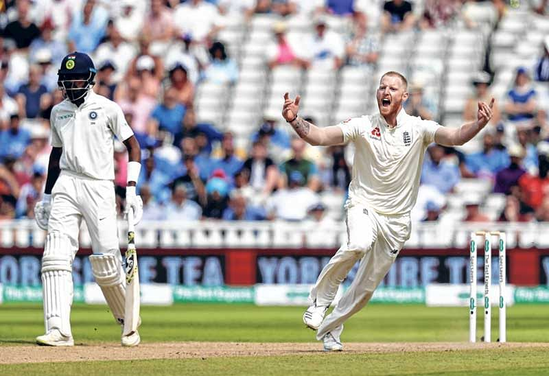 England draw first blood –India suffer heartbreaking 31-run loss in Test series opener