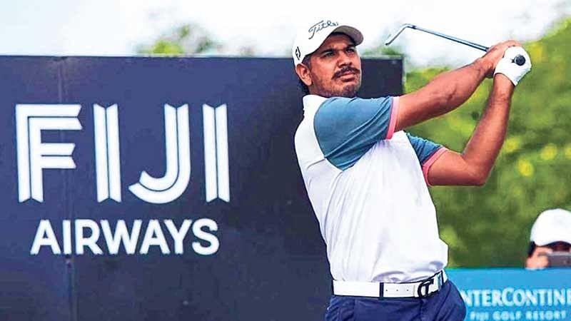 Gaganjeet Bhullar takes sole lead in FijiInternational