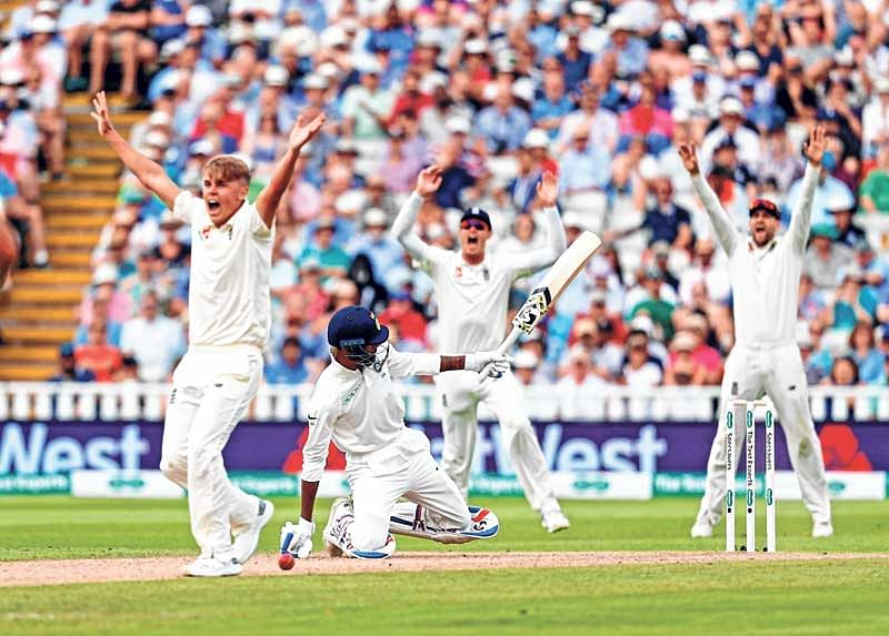 I tried to learn from how Virat batted with tail: Sam Curran