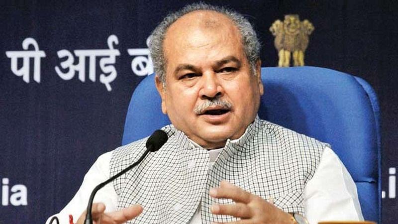 Congress leaders laugh at Rahul Gandhi's remarks, party had promised similar laws: Narendra Singh Tomar