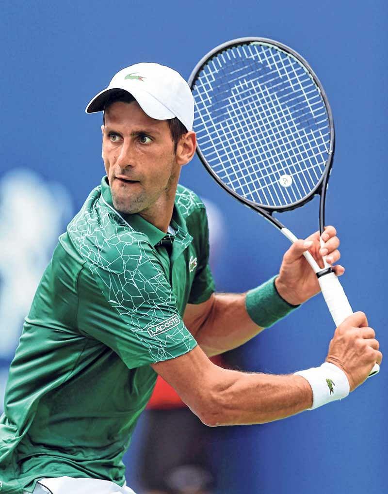 Stan Wawrinka, Novak Djokovic reached the second round of the Toronto Masters