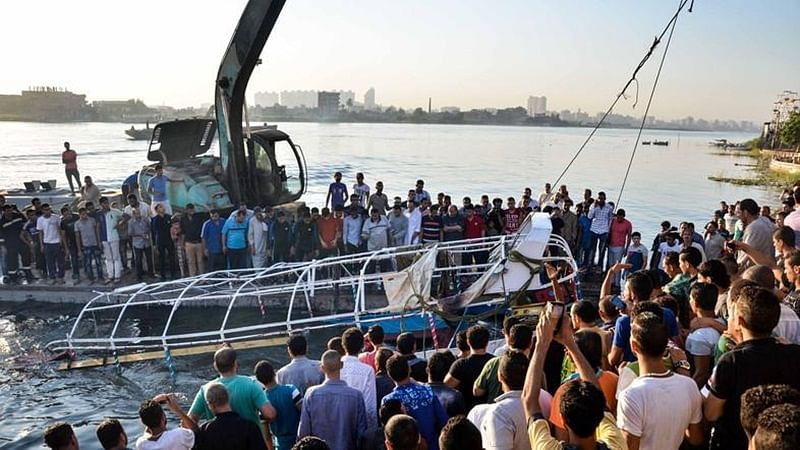 1 Woman and 22 children die in Nile boat accident: Sudan media