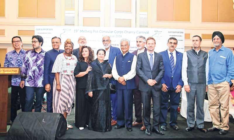 Mumbai's Melting Pot! Celebration time for Consulates in India