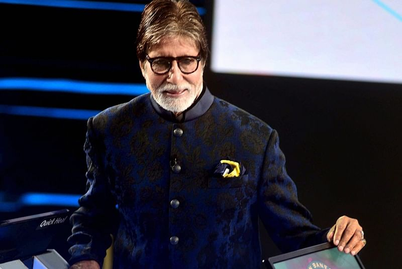 """I had no work, no money and a bagful of ill-mannered threatening creditors"" – Amitabh Bachchan reveals how KBC happened to him"