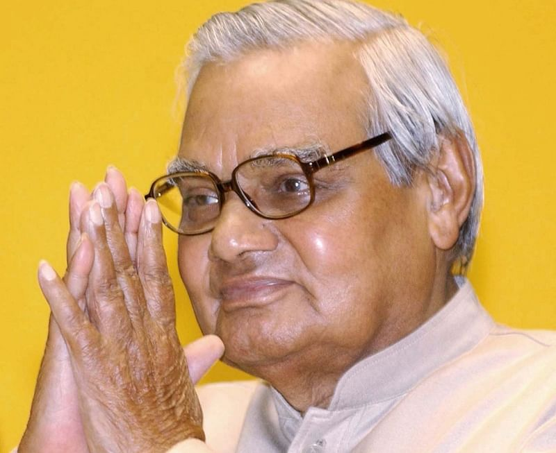 Former Prime Minister Atal Bihari Vajpayee passes away at the age of 93